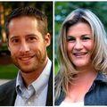 Scott Bird and Paige Marsh, Real estate agent in Cedar City