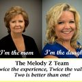 The Melody Z Team, Real estate agent in Huntsville