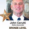 John Cerutti, Real estate agent in Vernon