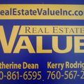 Catherine Dean, Real estate agent in Indio