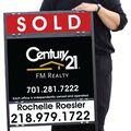 Rochelle Roesler, Real estate agent in Fargo