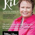 Kit Schiele, Real estate agent in Peterborough