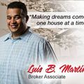 Luis Martins, Real estate agent in North Easton