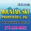 Mountain Sky Properties, Real estate agent in Wytheville