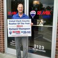 Richard Thompson, Real estate agent in Jeffersonville