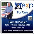 Patrick Keeler, Real estate agent in Concord