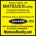 Jeffrey Mateus, Real estate agent in Providence