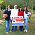 Jay Thieme, Real estate agent in Katy
