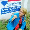 Crystal Wallace, Real estate agent in Columbia