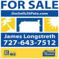 James W. Longstreth Jr., Real estate agent in Saint Petersburg