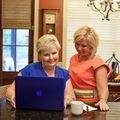 Charlotte Ducote and Jana Hickey, Real estate agent in Lafayette