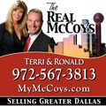 Terri and Ronald McCoy, Real estate agent in PLANO