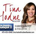 Tina Hodne, Real estate agent in Fayetteville