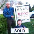 Ross D'Allura, Real estate agent in Aston