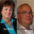 Kay Nickle & Kent Breckenridge, Real estate agent in Oxford
