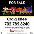Team Tiffee, Real estate agent in Las Vegas