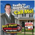 Jerry Pierce, Real estate agent in Morgan