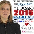 Michelle - Manter Realty Group of KW, Real estate agent in Middletown