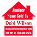 Debi Wilson, Real estate agent in Clackamas