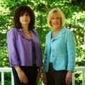 Laura Cruger and Laurie Levitt, Real estate agent in Danbury