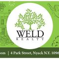 Weld Realty, Real estate agent in Nyack