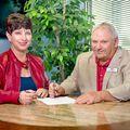Terry Fisher and Jo Ann Morgan, Real estate agent in Cincinnati