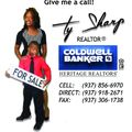 Ty Sharp, Real estate agent in Vandalia