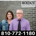 Shane McKenzie and Laura Willey, Real estate agent in Brighton