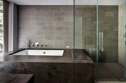 Modern Master Bathroom With Undermount Sink By Jackie Turner | Zillow Digs  | Zillow