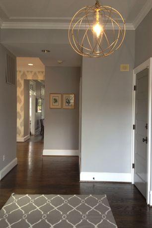 Contemporary Hallway with Capital lighting - axis 6 light globe pendant Kohls Artisan Weaver Bristow & Art Deco Hallway Ideas - Design Accessories u0026 Pictures   Zillow ... azcodes.com