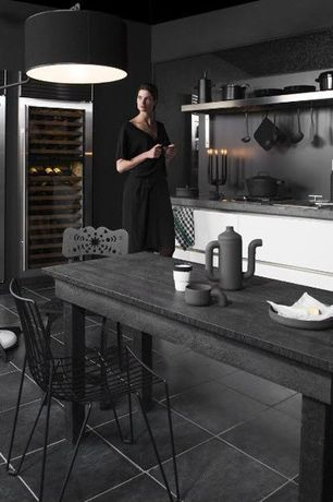 Black Modern Kitchen modern black kitchen design ideas & pictures | zillow digs | zillow