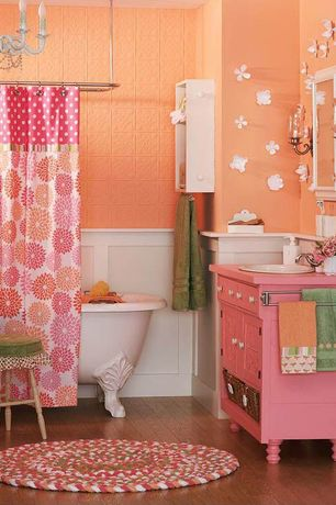 Pink bathroom ideas design accessories pictures for Bathroom ideas zillow