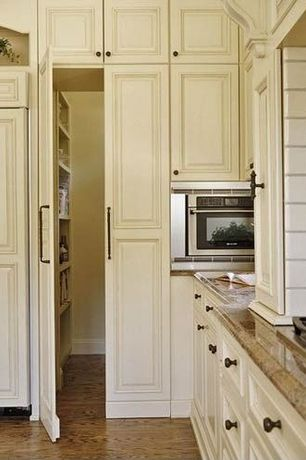 3 Tags Traditional Pantry With Laminate Floors, Kitchen Craft, Manchester  Cabinet Door Style, Wainscoting,