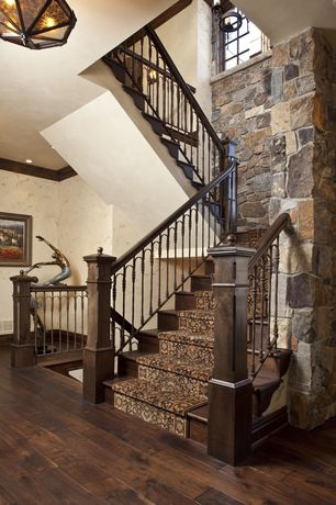 Traditional Staircase By Annie Tropple Zillow Digs Zillow