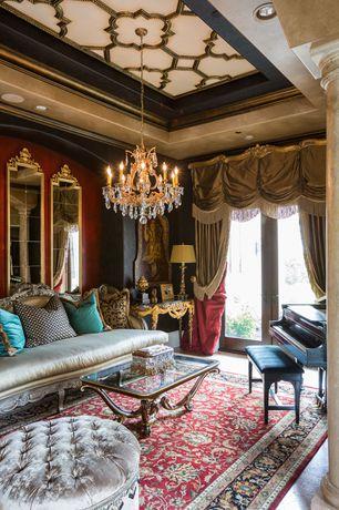 mediterranean living room design ideas & pictures | zillow digs
