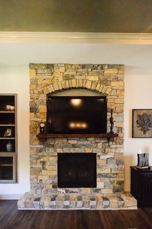 stone fireplace ideas - design, accessories & pictures | zillow