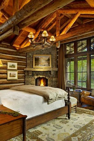 Luxury Bedroom Stone Fireplace Design Ideas Pictures Zillow