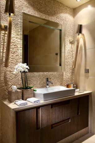 contemporary powder room design ideas & pictures | zillow digs
