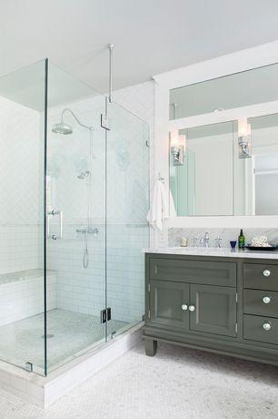 bathroom penny tile floors design ideas & pictures