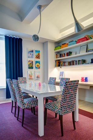 Contemporary Purple Playroom Design Ideas Pictures Zillow Digs