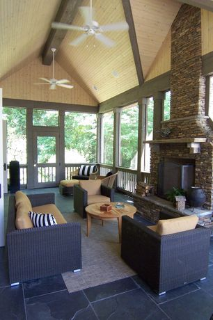 Modern Screened Porch Design Ideas & Pictures | Zillow Digs | Zillow