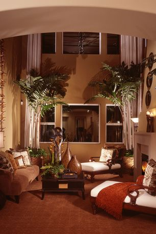 4 tags Tropical Living Room with Woodland Imports Metal Bud Vase   WovenWorkz Susan Throw Blanket  CementTropical Brown Living Room Design Ideas   Pictures   Zillow Digs  . Tropical Living Room Design. Home Design Ideas