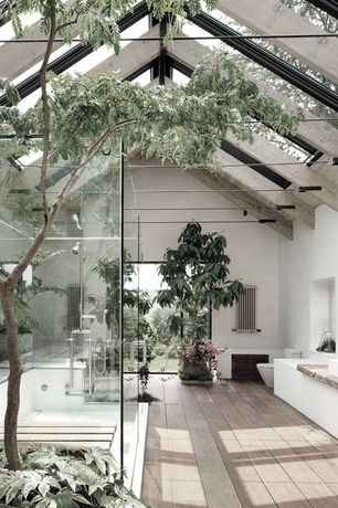 Master Bathroom Atrium Design Ideas & Pictures | Zillow Digs | Zillow