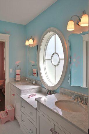 Kids Bathroom Double Sink Design Ideas Amp Pictures Zillow