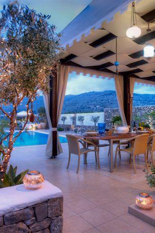 tropical purple patio design ideas & pictures | zillow digs | zillow - Tropical Patio Design