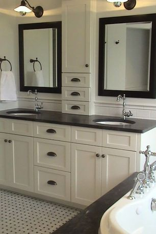 Bathroom Double Sink Design Ideas Pictures Zillow Digs Zillow