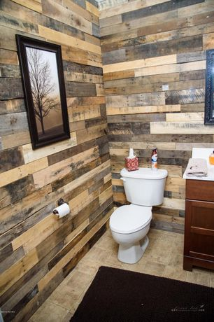 Budget rustic bathroom design ideas pictures zillow digs Rustic bathroom designs on a budget