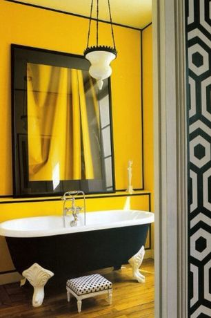 Luxury Yellow Bathroom Design Ideas & Pictures | Zillow Digs | Zillow