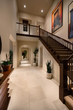 Luxury Mediterranean Staircase Design Ideas Amp Pictures