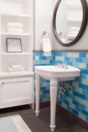 Powder Room Console Sink Design Ideas Amp Pictures Zillow